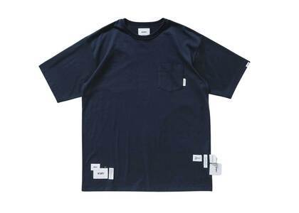 Wtaps Insect 01 SS Copo Navyの写真