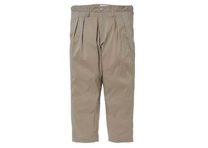 Wtaps Tuck 01 Trousers Copo Ripstop Coolmax Beigeの写真