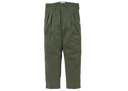 Wtaps Tuck 01 Trousers Copo Ripstop Coolmax Olive Drabの写真