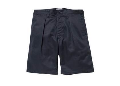 Wtaps Tuck 02 Shorts Cotton Twill Grayの写真