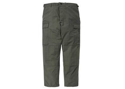 Wtaps Wmill Trouser 01Trousers Nyco Ripstop Olive Drabの写真