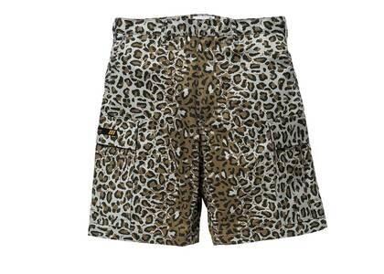 Wtaps Jungle 01 Shorts Cotton Twill Camo Olive Drabの写真
