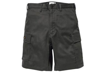 Wtaps Jungle 02 Shorts CottonTwill Olive Drabの写真