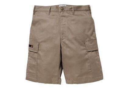 Wtaps Jungle 02 Shorts CottonTwill Beigeの写真