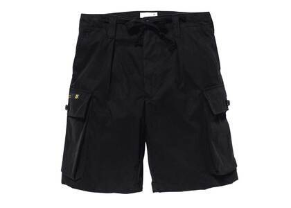 Wtaps Jungle Country Shorts Nyco Tussah Blackの写真