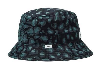 Wtaps Bucket03 Hat Cotton Satin Camo  Blackの写真