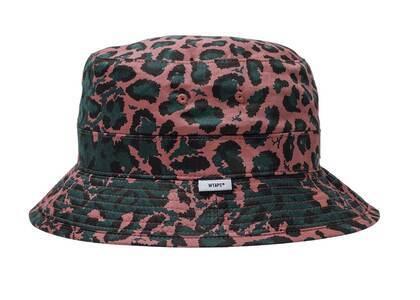 Wtaps Bucket03 Hat Cotton Satin Camo Pinkの写真