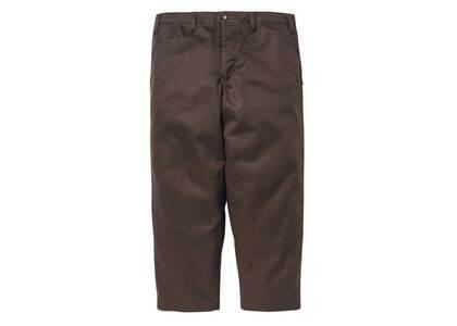 Wtaps Gorrilla Trousers Copo Twill Brownの写真