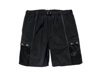 Wtaps Udt Shorts Nylon Taffeta Navyの写真