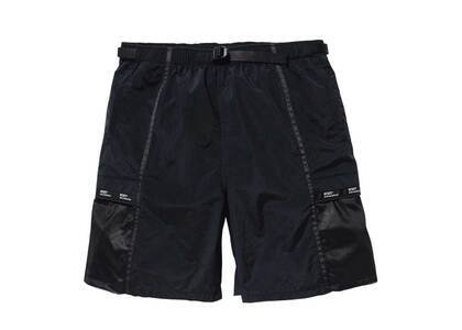 Wtaps Udt Shorts Nylon Taffeta Blackの写真