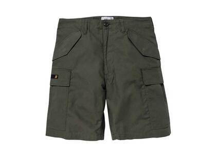 Wtaps Cargo Shorts Cotton Ripstop Olive Drabの写真