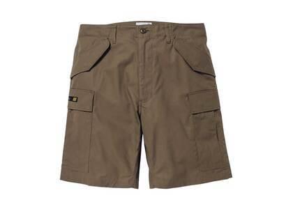 Wtaps Cargo Shorts Cotton Ripstop Beigeの写真