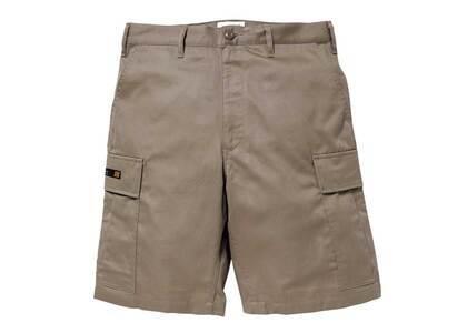 Wtaps Jungle 02 Shorts Cotton Twill Beigeの写真