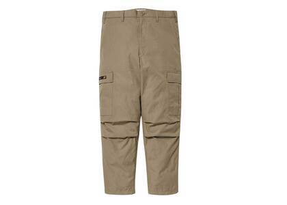 Wtaps Jungle Stock Trousers Cotton Ripstop Beigeの写真