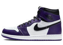 Nike Air Jordan 1 Retro High OG Court Purple(2020)の写真
