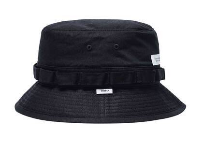 Wtaps Jungle Hat Cotton Weather  Blackの写真