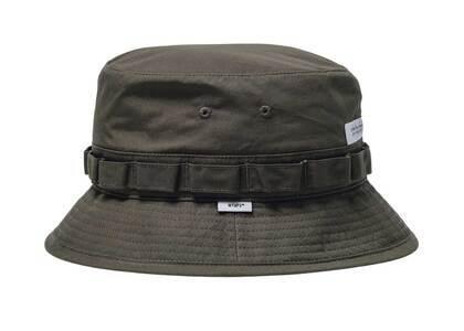 Wtaps Jungle Hat Cotton Weather Olive Drabの写真