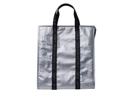 Wtaps Coolant Bag Polyethyilene Silverの写真