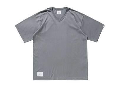 Wtaps Flat V Neck Cotton Grayの写真