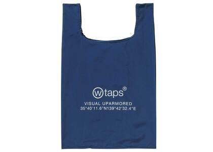 Wtaps Conveni Bag Nylon Blueの写真