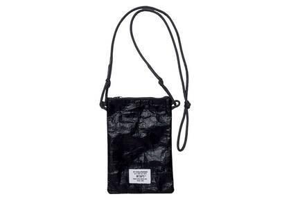 Wtaps Hang Over Pouch Polyethylene Blackの写真