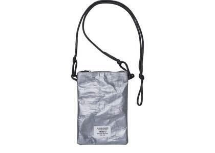Wtaps Hang Over Pouch Polyethylene Silverの写真