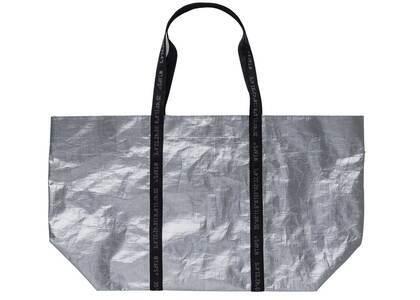 Wtaps Black Hole Bag Polyethylene Silverの写真
