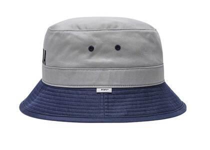 Wtaps Bucket 02 Hat Cotton Twill Navyの写真
