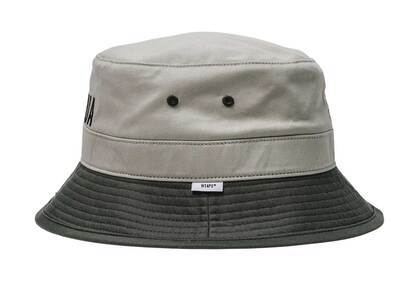 Wtaps Bucket 02 Hat Cotton Twill Olive Drabの写真