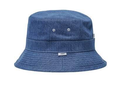 Wtaps Bucket 01 Hat Cotton Denim Indigoの写真