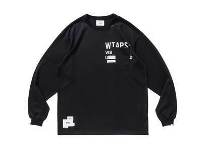 Wtaps Insect 02 LS Copo  Blackの写真