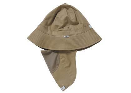 Wtaps Facehuggerr Hat Cotton Ripstop Beigeの写真