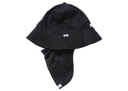 Wtaps Facehuggerr Hat Cotton Ripstop  Blackの写真