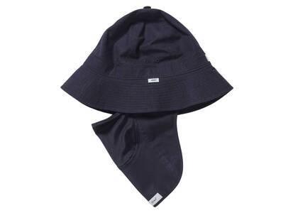 Wtaps Facehuggerr Hat Cotton Ripstop Navyの写真