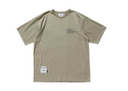 Wtaps Insect 03 SS Copo  Beigeの写真