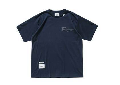 Wtaps Insect 03 SS Copo Navyの写真