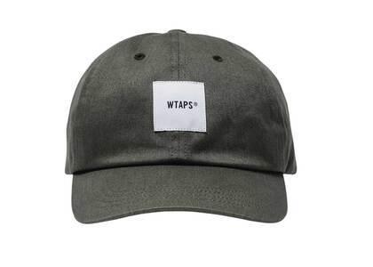 Wtaps T-6L 02 Cap Cotton Twill Olive Drabの写真