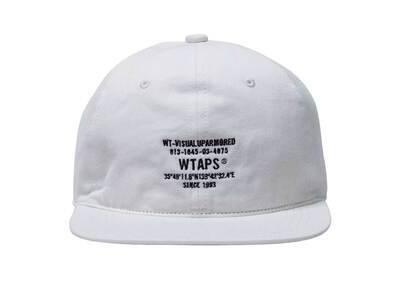 Wtaps T-6H 02 Cap Cotton Twill Whiteの写真