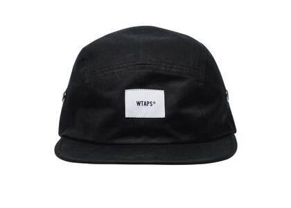 Wtaps T-5 03 Cap Cotton Ripstop  Blackの写真