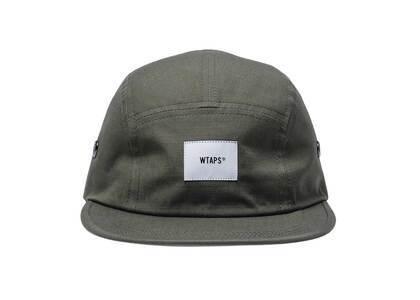 Wtaps T-6H 01 Cap Cotton Denim Blackの写真