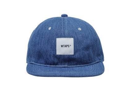 Wtaps T-6H 01 Cap Cotton Denim Indigoの写真