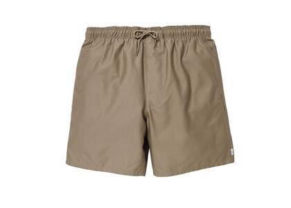 Wtaps Seagull 01 Shorts Cotton Satin Beigeの写真