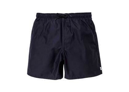 Wtaps Seagull 01 Shorts Cotton Satin Navyの写真