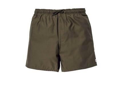 Wtaps Seagull 01 Shorts Cotton Satin Olive Drabの写真