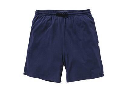 Wtaps Cribs Shorts Cotton Navyの写真