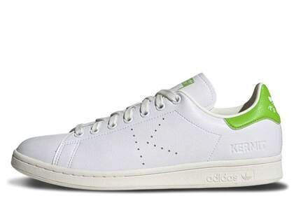 Adidas Stan Smith Kermit Prime Greenの写真