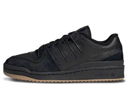 Adidas Skatebording Forum 84 Low Core Blackの写真