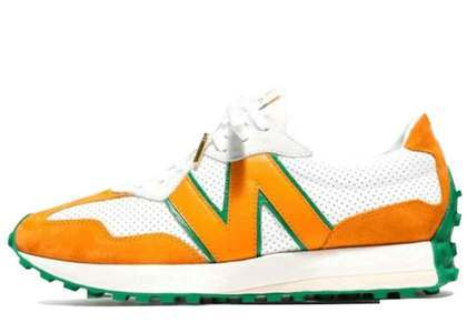 Casablanca × New Balance 327 Orangeの写真