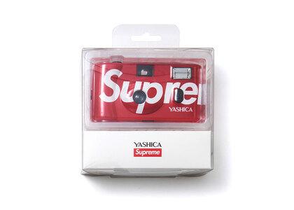 Supreme Yashica MF-1 Camera Red (SS21)の写真
