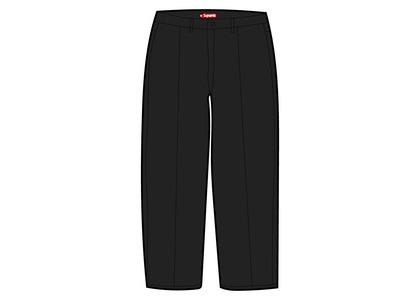 Supreme Pleated Trouser (SS21) Black (SS21)の写真